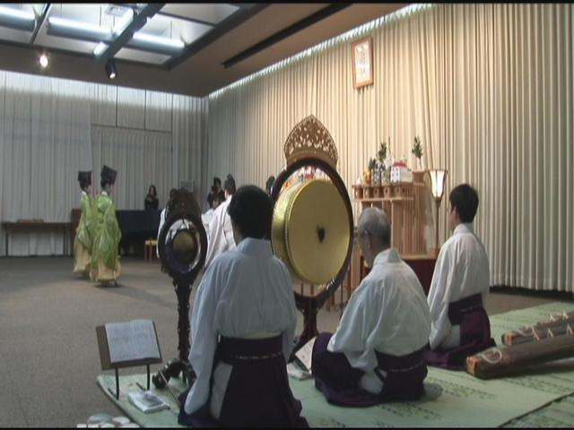 典楽会感謝祭並びに典楽功労者報徳祭