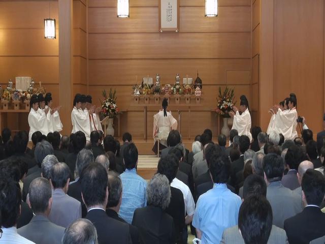 教団独立記念祭