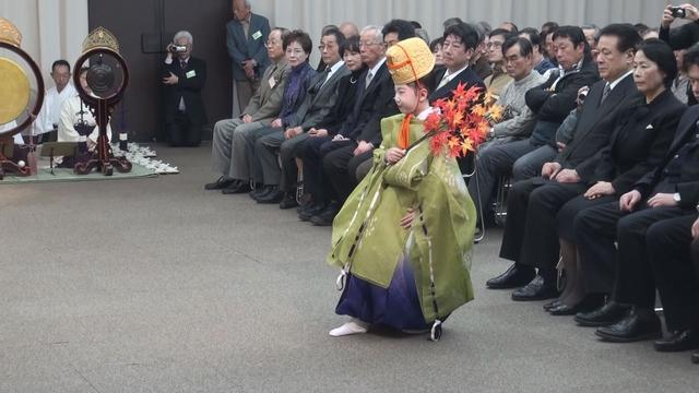 2月12日 典楽会感謝祭並びに典楽功労者報徳祭