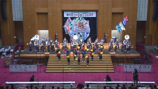 6月11日 金光ミュージックフェスタ 金光教福崎教会