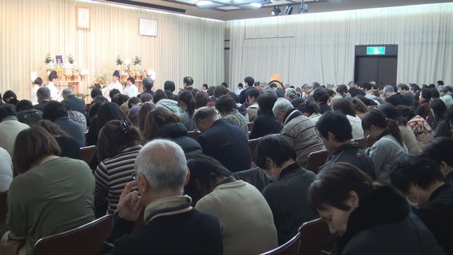 2月18日 典楽会感謝祭 並びに 典楽功労者報徳祭