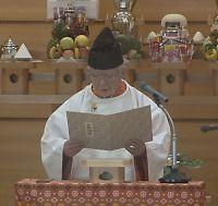 11月15日 教主金光様 立教神伝捧読