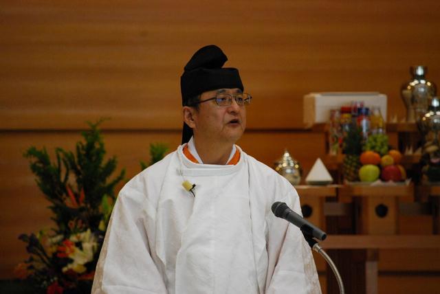 11月15日 立教記念祭 教務総長挨拶
