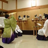 2月8日 典楽会感謝祭ならびに典楽功労者報徳祭