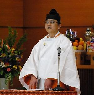 【教務総長挨拶】 3月21日 春季霊祭