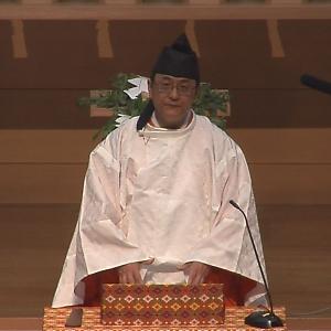 【教団独立記念祭】 教務総長挨拶