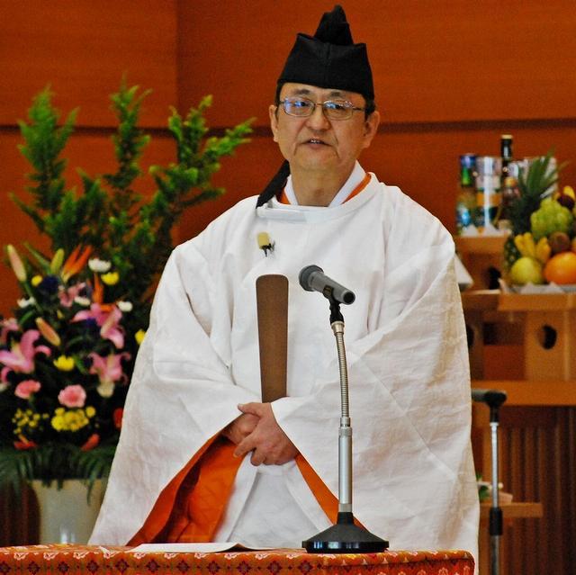 【教務総長挨拶】 9月23日 秋季霊祭