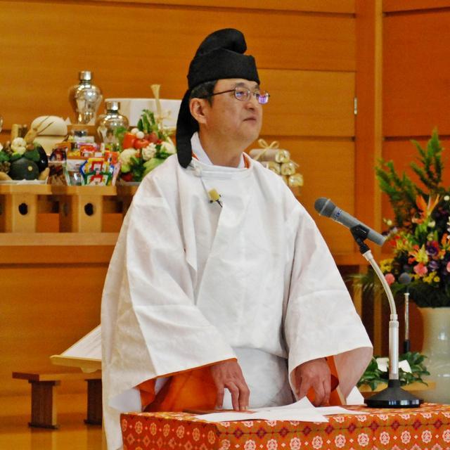 【教務総長挨拶】 立教記念祭