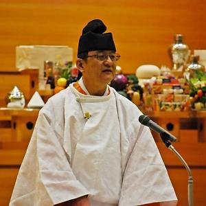 【教務総長挨拶】1月1日 元日祭