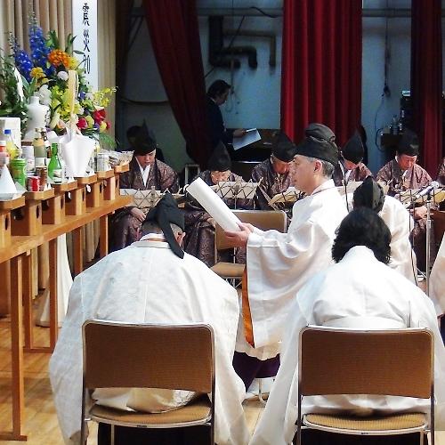 阪神淡路大震災20年のつどい 慰霊祭