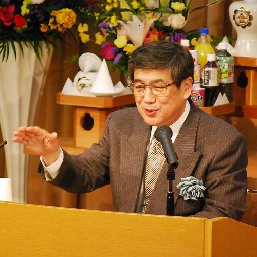 【教話】「泣きむし教会長、大震災に学ぶ」