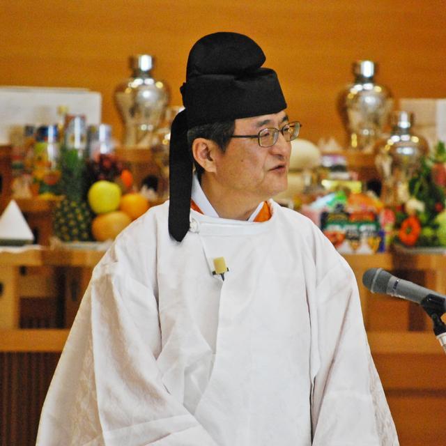 【教務総長挨拶】3月21日 春季霊祭
