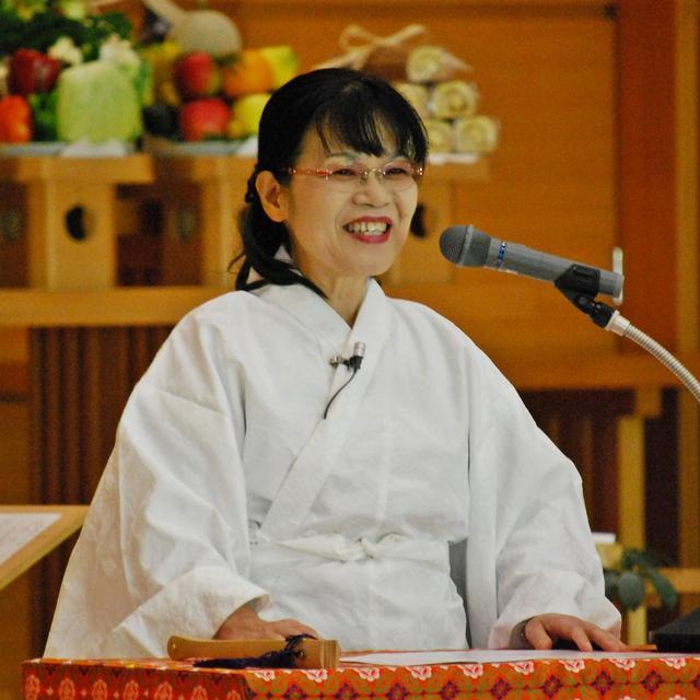 【教話】5月10日 月例祭祭典後の教話