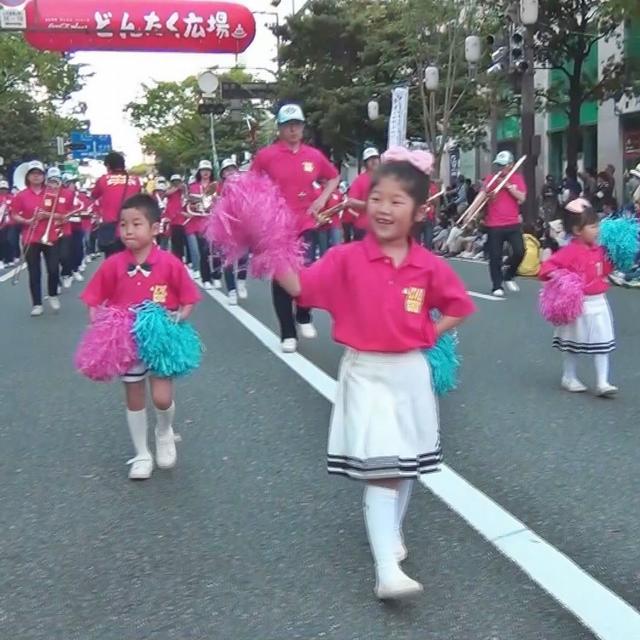 5月4日 博多どんたくパレード