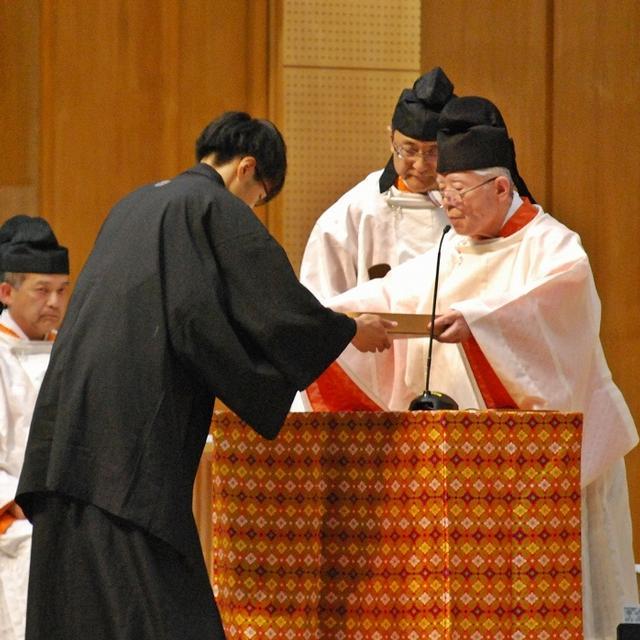 平成27年度教団独立記念祭 祭典の様子