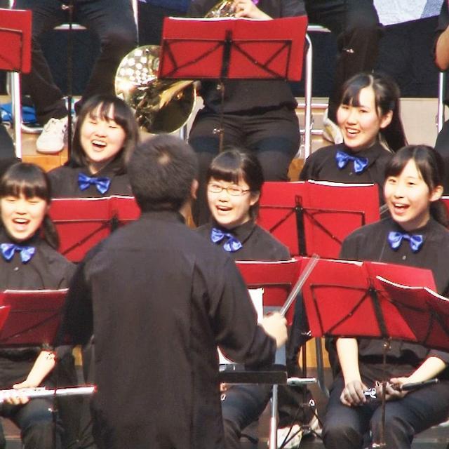 【金光ミュージックフェスタ】金光学園音楽部吹奏楽団