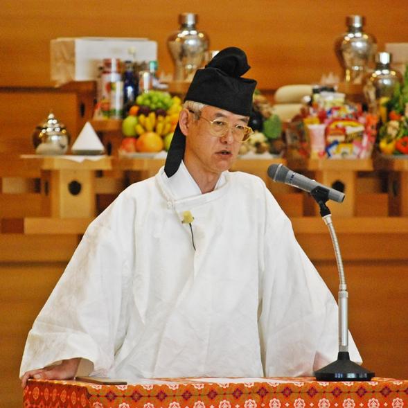 【教話】8月10日 月例祭祭典後の教話