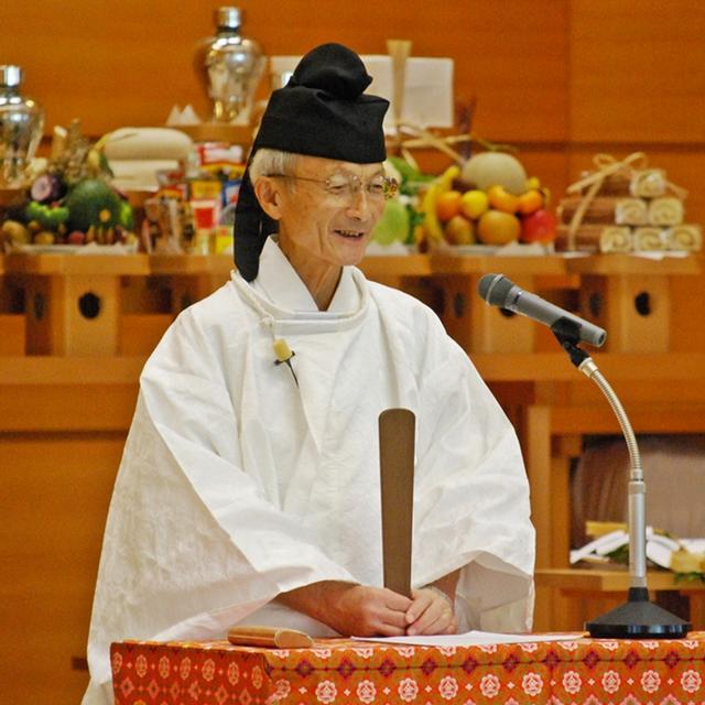 【教話】9月10日 月例祭祭典後の教話