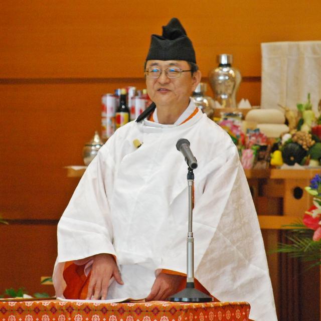 【教務総長挨拶】9月23日 秋季霊祭