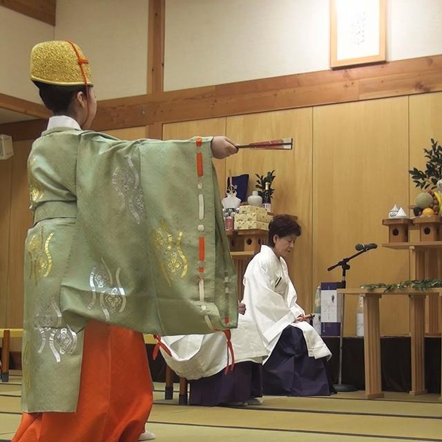 2月13日 典楽会感謝祭並びに典楽功労者報徳祭