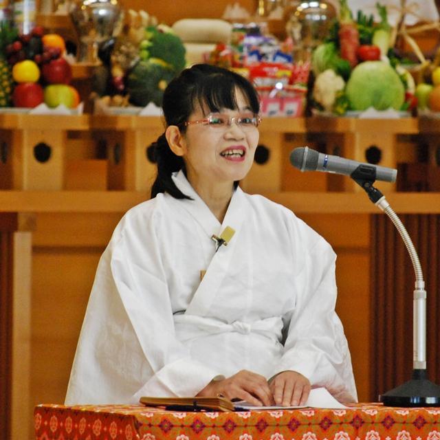 【教話】3月22日 月例祭祭典後の教話