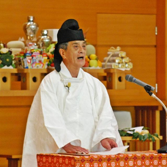 【教話】5月22日 月例祭祭典後の教話