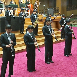 【金光ミュージックフェスタ】金光八尾中学高等学校 吹奏楽部