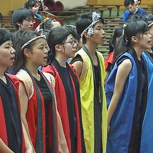 【金光ミュージックフェスタ】合同演奏「神人の栄光」