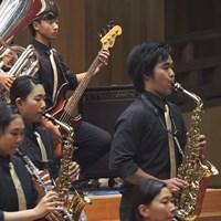 【金光ミュージックフェスタ】金光大阪中学高等学校吹奏楽部