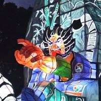 【第70回金光教少年少女全国大会】霊地夜まつり