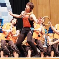 【金光ミュージックフェスタ】金光教福崎教会少年少女会ブラスバンド隊 後半