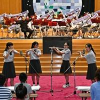 【金光ミュージックフェスタ】金光学園音楽部吹奏楽団  前半