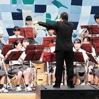 【金光ミュージックフェスタ】金光学園音楽部吹奏楽団  後半