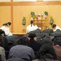 2月8日 一子大神景仰祈願祭