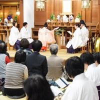 2月16日 典楽会感謝祭並びに典楽功労者報徳祭