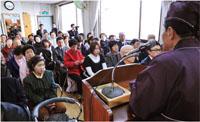 韓国布教への覚悟新たに