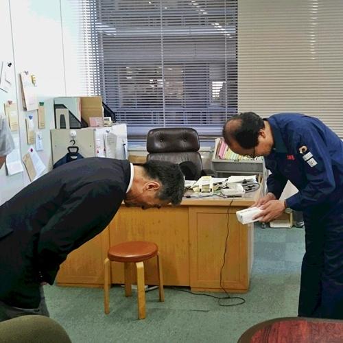 平成28年熊本地震へのお見舞いについて
