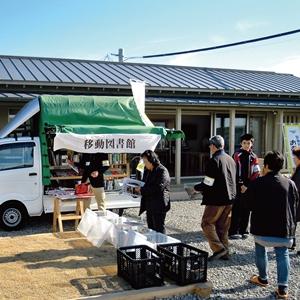 【なんきゅう支援隊】移動図書館開設―熊本地震の仮設住宅で