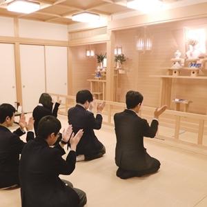 参拝者を教え導く「場の力」【金光新聞】